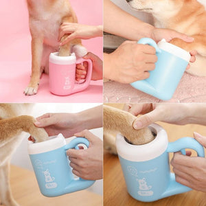 Twisty Pet Paw Cleaner