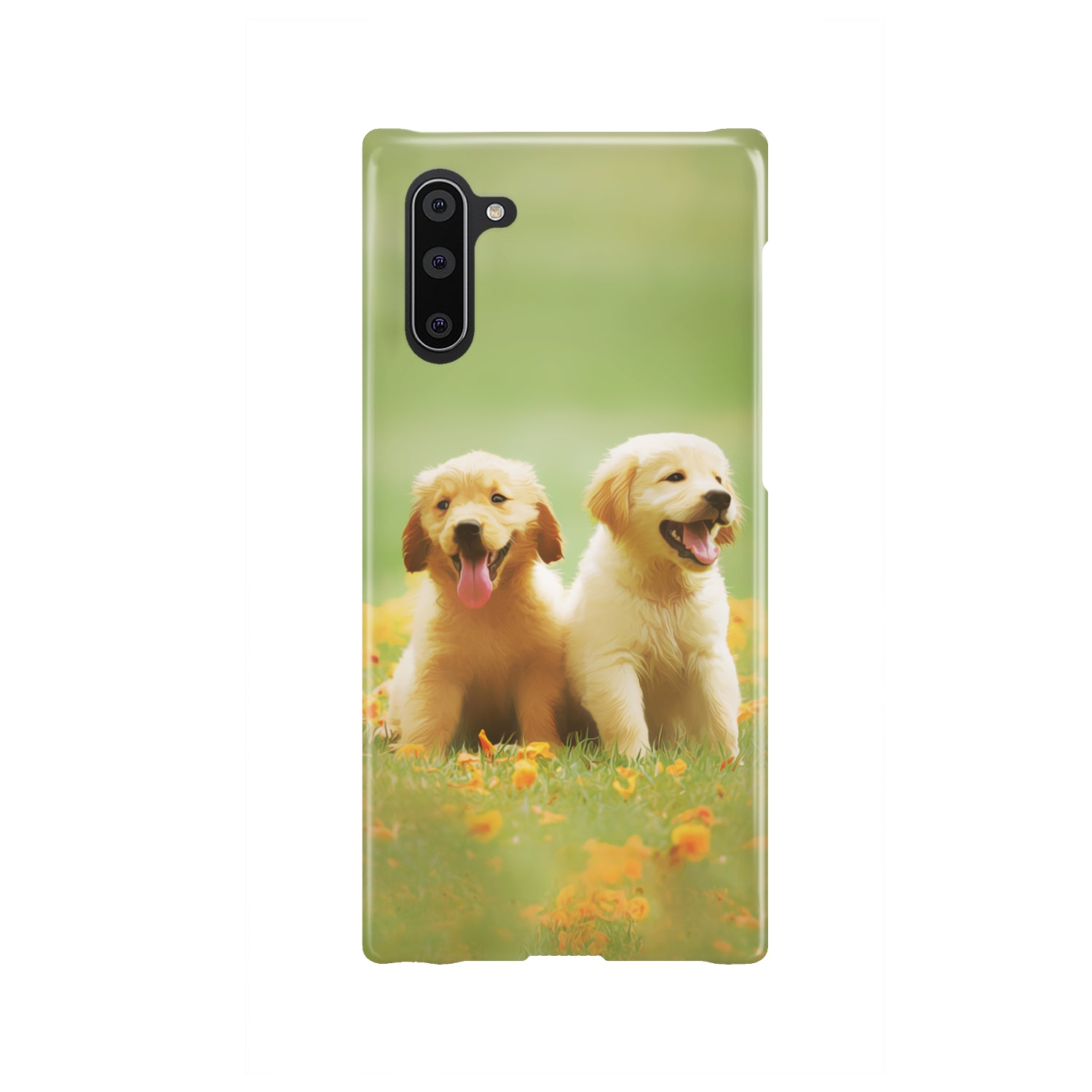 Custom Puppy Phone Case