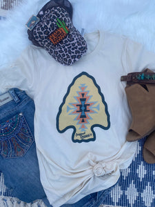 LuLu Arrowhead Graphic Tee