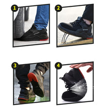 Load image into Gallery viewer, Heavy Duty Sneakers - Trace Lace