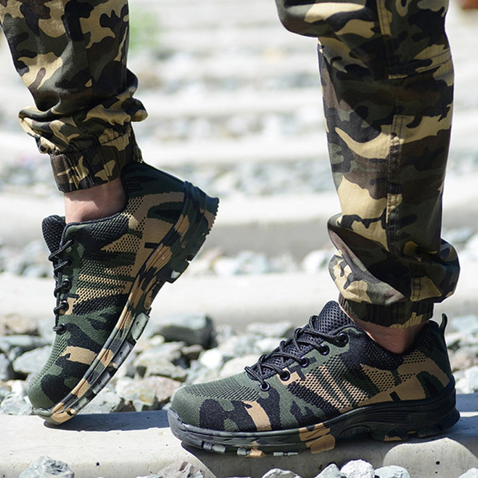 Indestructible Camo Collection - Trace Lace