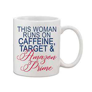 AMAZON PRIME COFFEE MUG