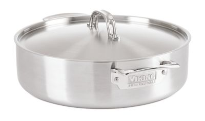 VIKING 6.4QT EVERYDAY PAN, 5 PLY
