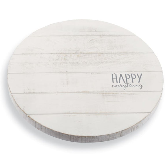 HAPPY EVERYTHING LAZY SUSAN