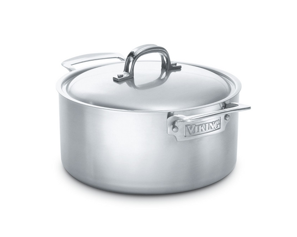 VIKING 8.5QT SAUCE POT, 7 PLY