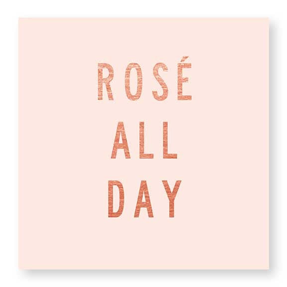 ROSE ALL DAY NAPKIN