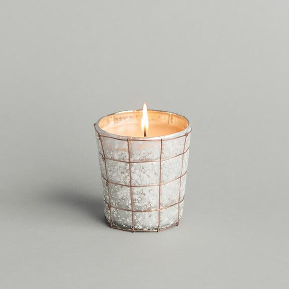 RED CURRANT WIRED CANDLE