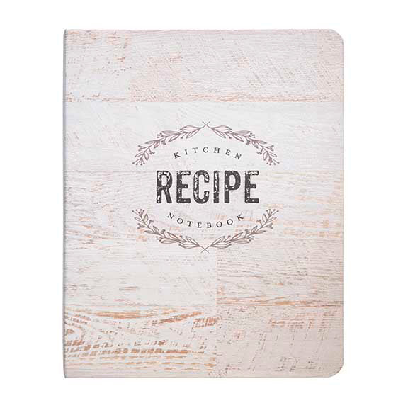 FARMHOUSE RECIPE NOTEBOOK