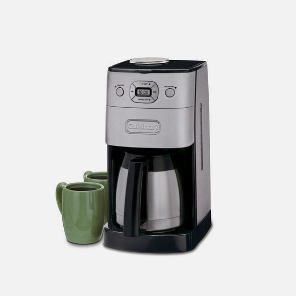 GRIND AND BREW THERMAL 10 CUP COFFEEMAKER