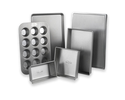 6 PC BAKEWARE SET