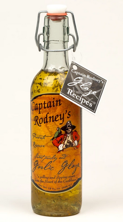 CAPTAIN RODNEY'S GARLIC GLAZE