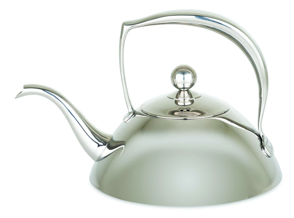 VIKING STAINLESS STEEL TEA POT