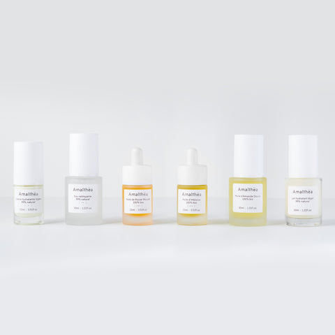 Coffret découverte for combination to oily & mature skin | Simple, safe & organic | Refillable
