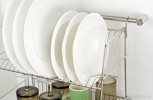 Rail System Two Tier Dish Rack, Rail System Two Tier Dish Rack, Bathroom Ware, Steelcraft, steelcraft.co.za , www.steelcraft.co.za
