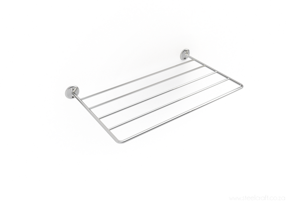 Classic Towel Shelf, Classic Towel Shelf, Bathroom Ware, Steelcraft, steelcraft.co.za , www.steelcraft.co.za