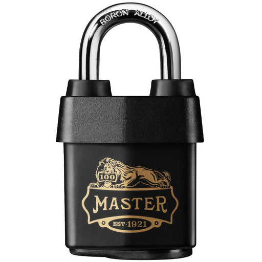 54mm Wide Covered Laminated Steel Padlock