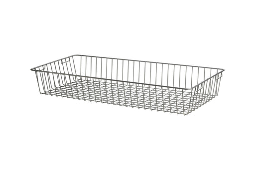 Dolle PrimeSlot Wire Basket Silver