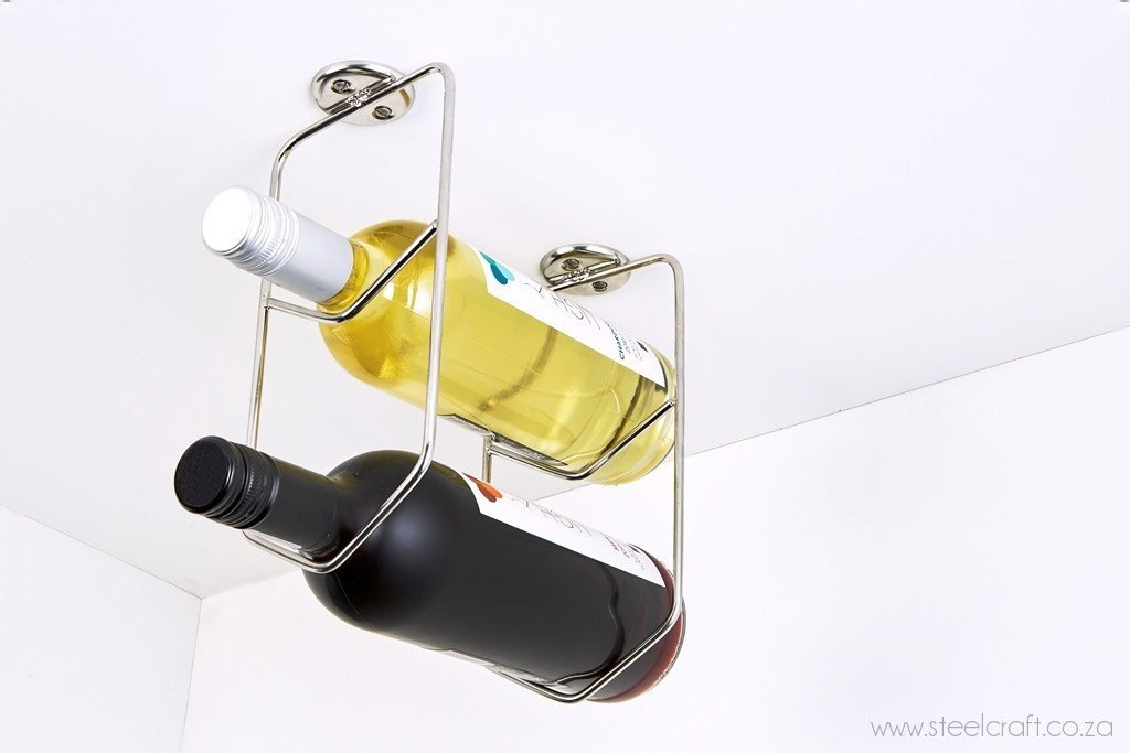 Under Cupboard Wine Rack, Under Cupboard Wine Rack, Kitchen Ware, Steelcraft, steelcraft.co.za , www.steelcraft.co.za