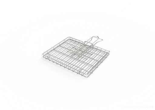 Braai Grids -Small Hinge Lid with Slide Away Handles, Braai Grids -Small Hinge Lid with Slide Away Handles, Braai Ware, Steelcraft, steelcraft.co.za , www.steelcraft.co.za