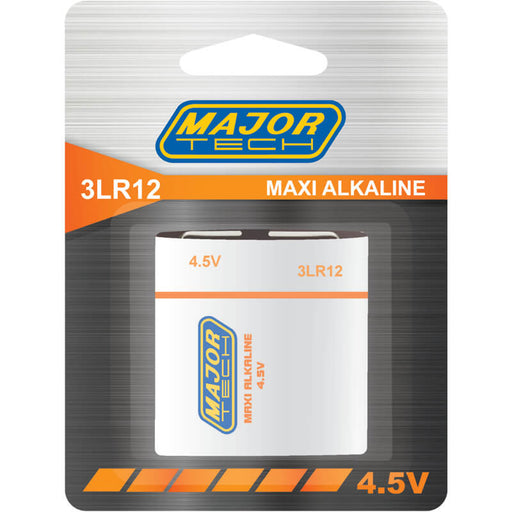 Major Tech 3LR12 Maxi Alkaline Batteries
