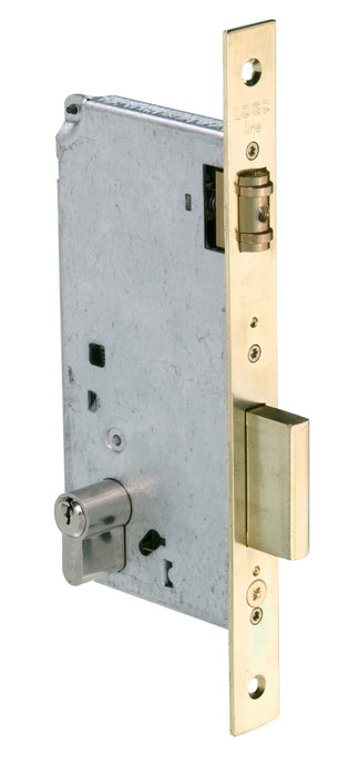 Security CISA Euro Cylinder Lock Only Heavy Duty