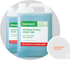 Betasan™Medical-Grade Liquid Hand Sanitiser 5L