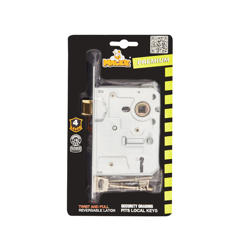 Mackie Lock SABS Premium Insert Chrome Plated