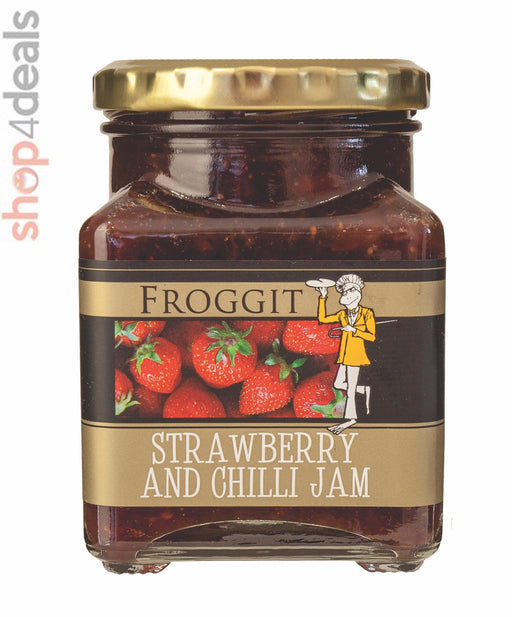 Froggit Foods Jam Strawberry And Chilli