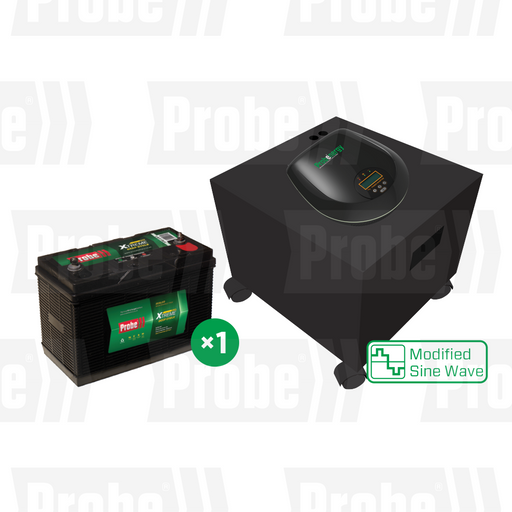 Probe Back-up Power Kit - 12V 850w