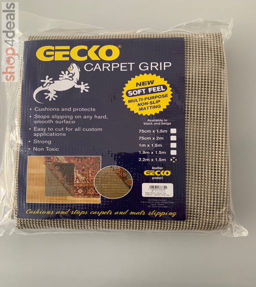 Gecko Carpet Grip 750X1500mm
