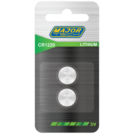 Major Tech Lithium Button Cell