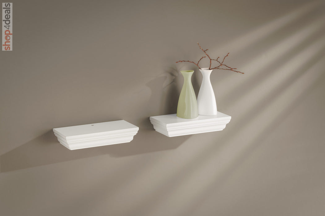 Dolle Shelf+ Shelfkit Profile Ledge White