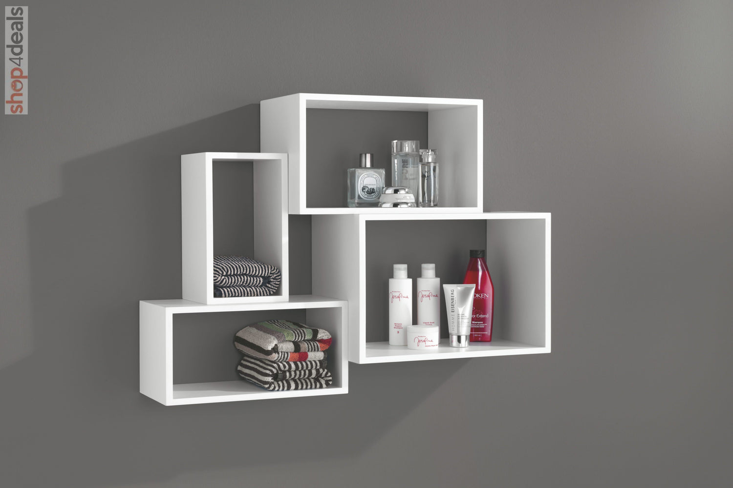 Dolle Shelf+ Softcube Window Set White