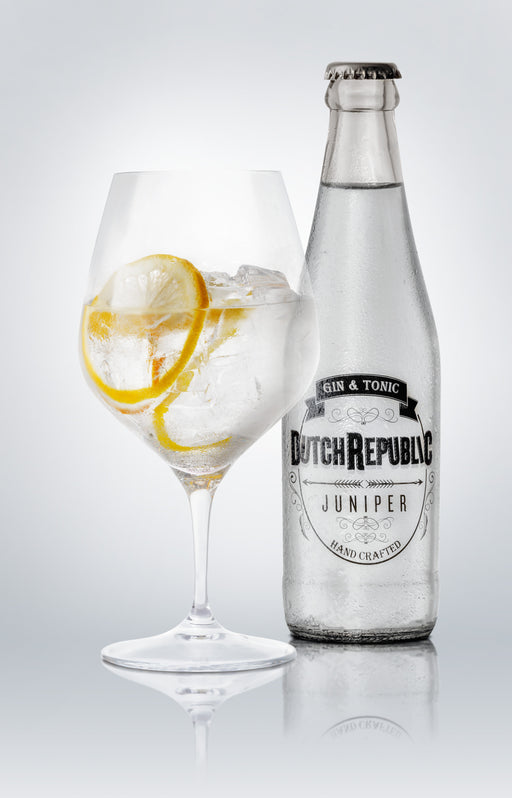 Dutch Republic Juniper Gin  And Tonic 330ml