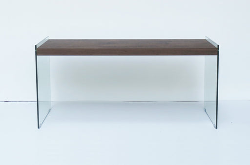 Hello Home Coffee Table Dark Wood