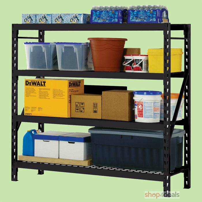 Hello Home Storage Solution Heavy Duty Steel Rack
