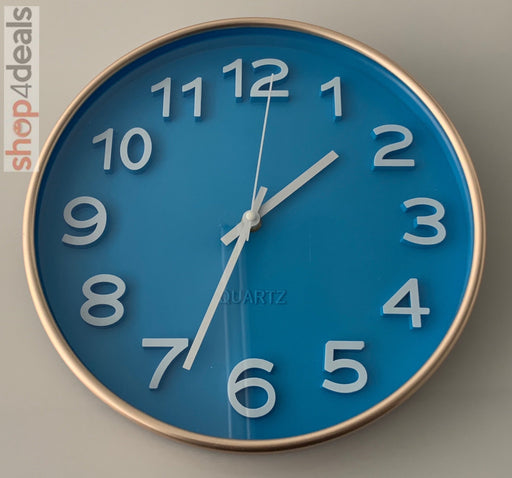 Hello Home Blue Bedroom Clocks