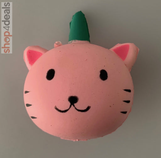 Hello Home Squishy Toys Cat 9x8mm