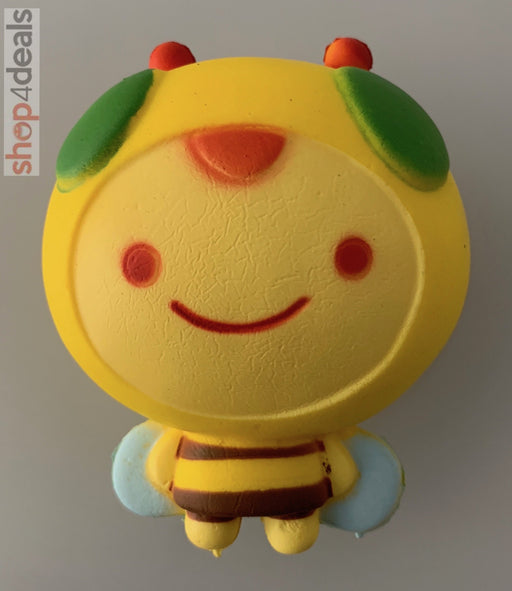 Hello Home Squishy Toys Bee 11x9mm