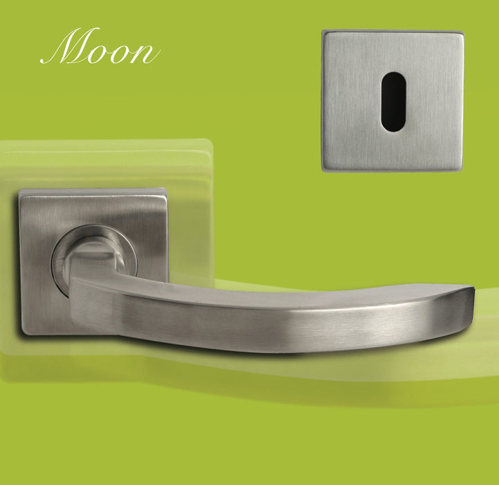 Hello Home Moon Handle Stainless Steel