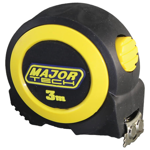 Major Tech Tape Measure 3m