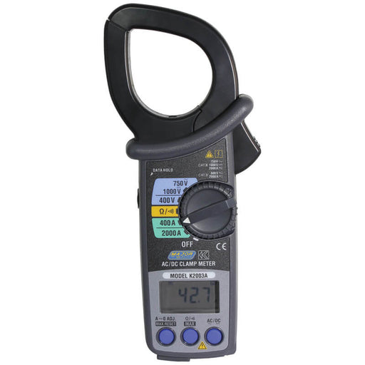 Major Tech Professional AC/DC Clamp Meter 2000A