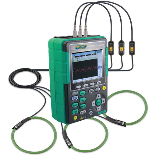 Major Tech Power Quality Analyser Set
