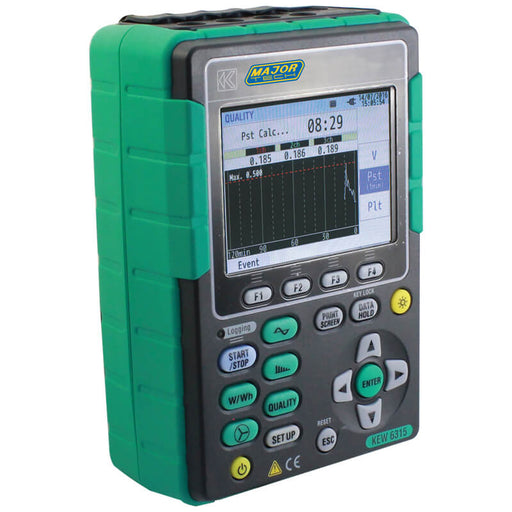 Major Tech Power Quality Analyser