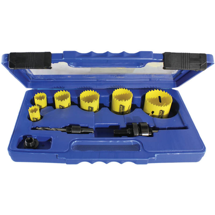 Major Tech Electricians Holesaw Kit