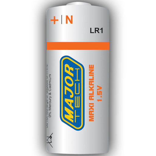 Major Tech N Maxi Alkaline Batteries
