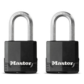 Master Lock Excell Padlock Weather Cover Keyed Alike