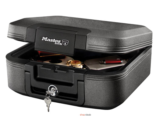 Master Lock Safe - Fire and Water Resistant Chest