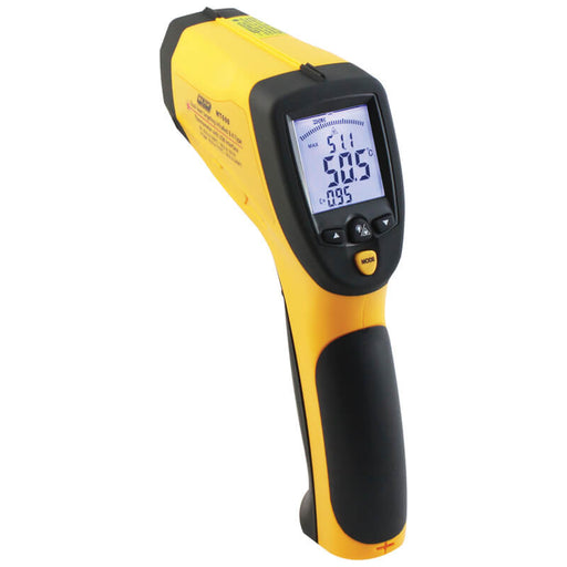 Major Tech Professional High Temperature 1600° Infrared Thermometer 50:1 USB