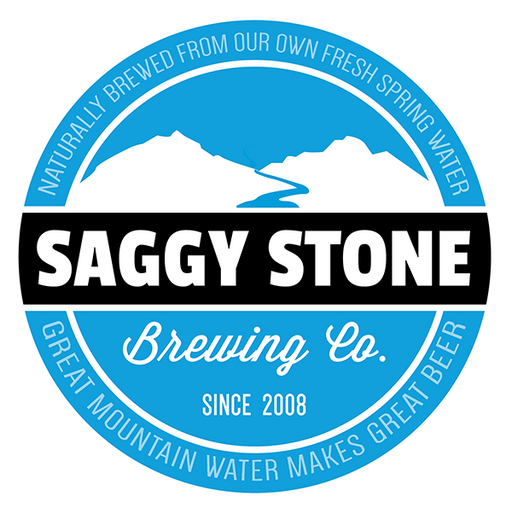 Saggy Stone Dark Horse Lager 500ml